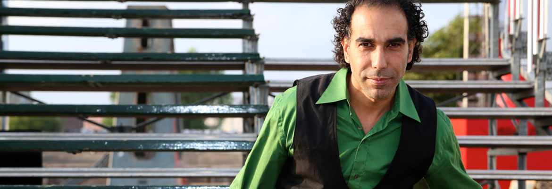 Omars Ahaddaf - Grenzeloos