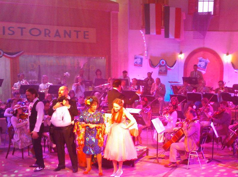 Piazza Dell Orchestra